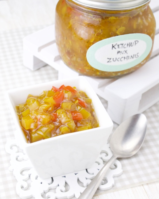Homemade Condiments: Use up your leftover zucchini in this relish