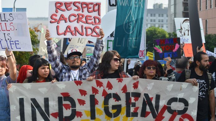 We Can't Keep Ignoring Native American