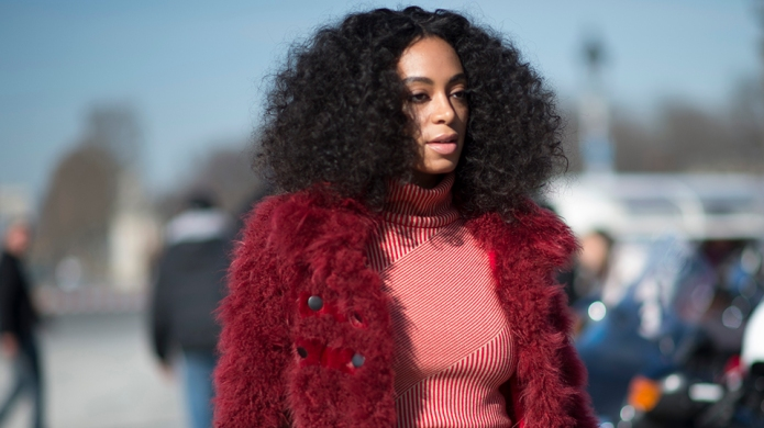 PARIS, FRANCE - MARCH 05: Solange
