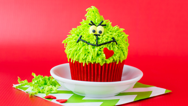 20 Adorable Grinch-inspired treats that will