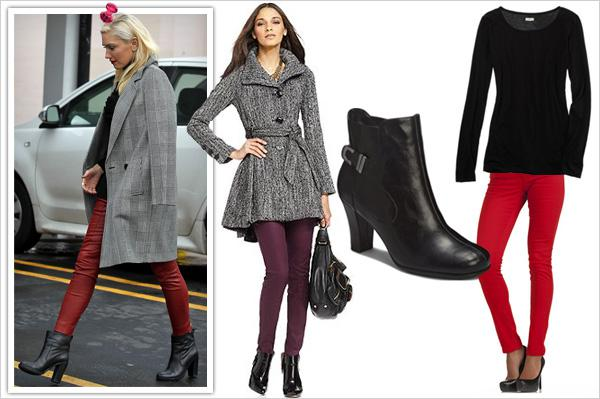 Steal the look: On-the-go celebrity moms