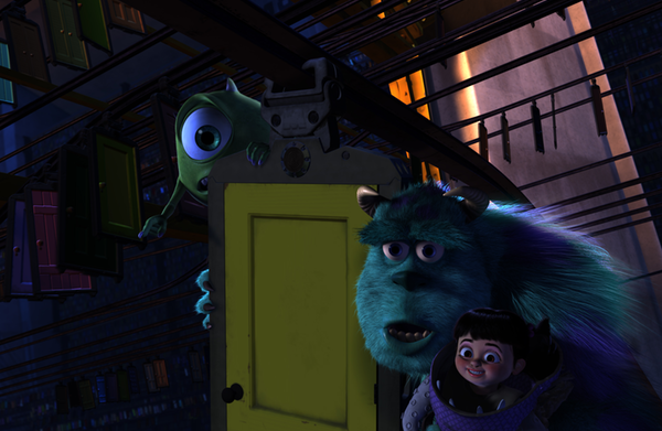 Monsters, Inc movie review: The perfect