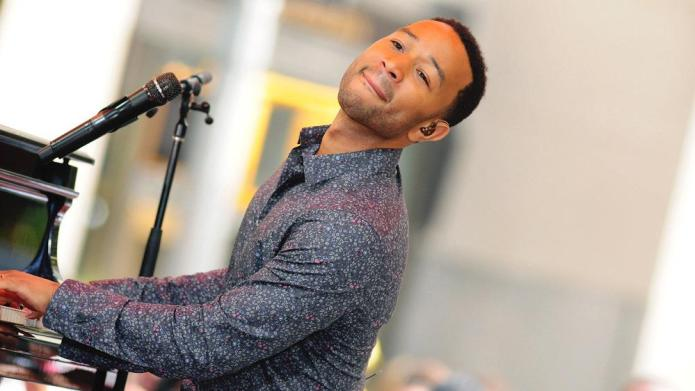 John Legend starts fight with Beverly