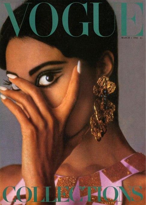 Donyale Luna Vogue