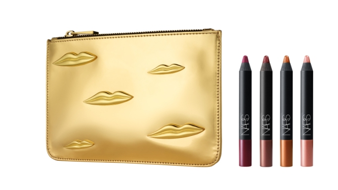 Beauty Products That Will Sell Out Fast This Holiday Season | NARS The Kiss Velvet Matte Lip Pencil Set
