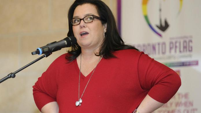 Rosie O'Donnell officially returning to The