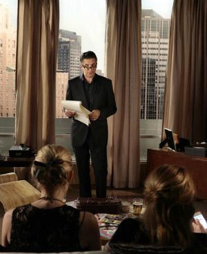 Gossip Girl: Welcome back, Billy Baldwin