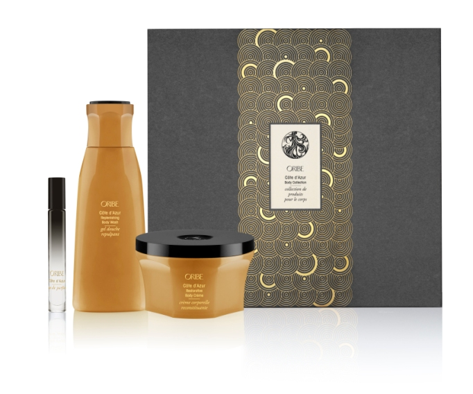 Beauty Products That Will Sell Out Fast This Holiday Season | Oribe Côte D'Azur Body Collection