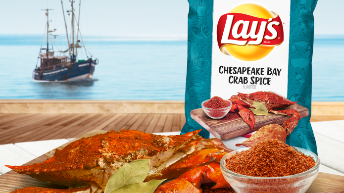 Lay's Releases a Whopping 8 New