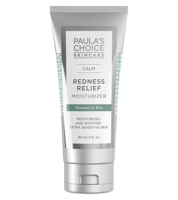 The Absolute Best Facial Moisturizers: Paula's Choice Calm Redness Relief Moisturizer for Normal to Dry Skin | Summer Skincare 2017