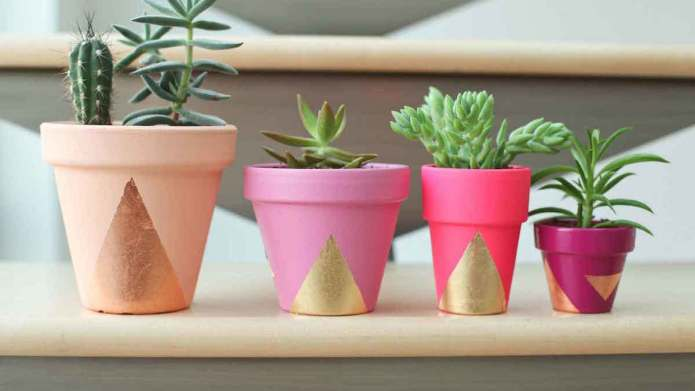 11 Adorable DIY pots for your