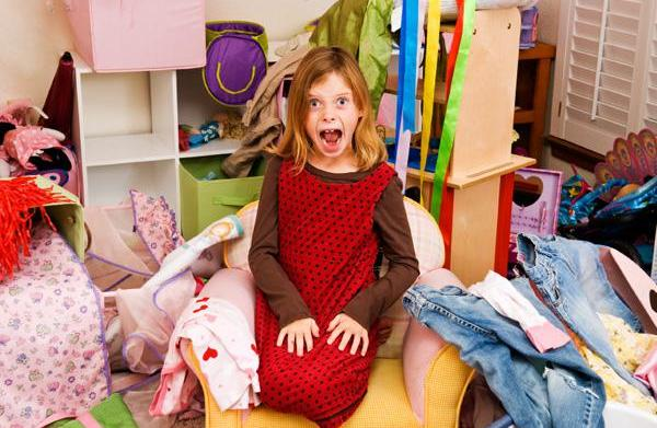 12 Tips for helping disorganized children