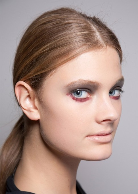 30 Summer Makeup Ideas: Two Toned Eyeshadow