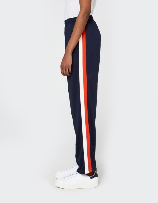 Track Pants to Shop Now: Ganni Naoki Polo Pant | Summer Fashion Trends 2017