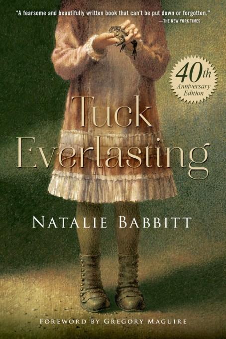 Books for girls: Tuck Everlasting