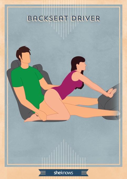Backseat Driver sex move