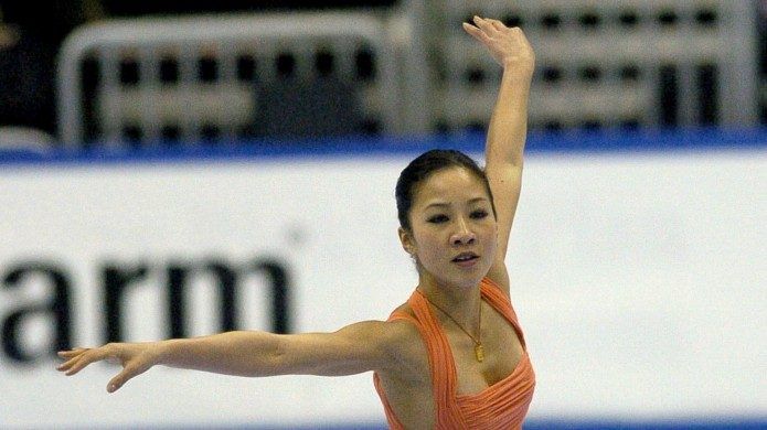 Michelle Kwan Wants This Actor to