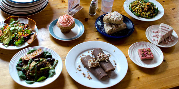 Best raw restaurants in the country