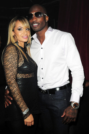 Chad Ochocinco Johnson files for divorce from Evelyn Lozada