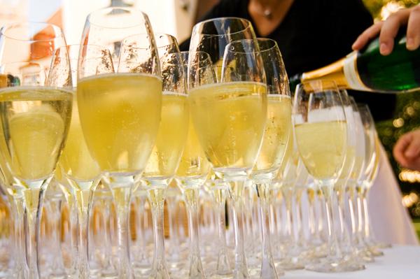 Champagne brunch