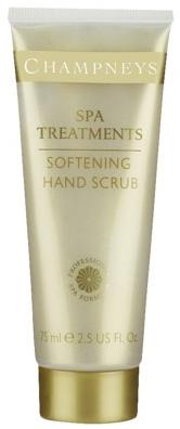 Champneys softening hand scrub