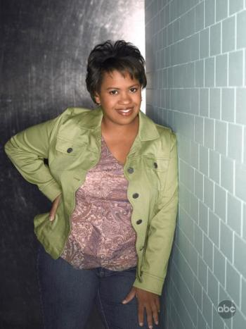 Chandra Wilson will appear on Grey's!