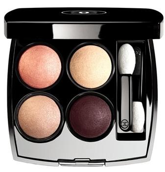 Chanel Quadra Eyeshadow in Eclosion;