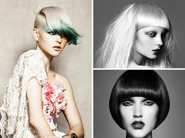 Modern hairstyle inspiration
