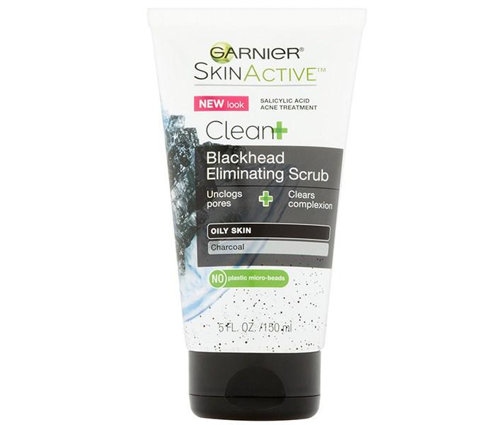 Garnier Skinative Clean+ Blackhead Eliminating Scrub