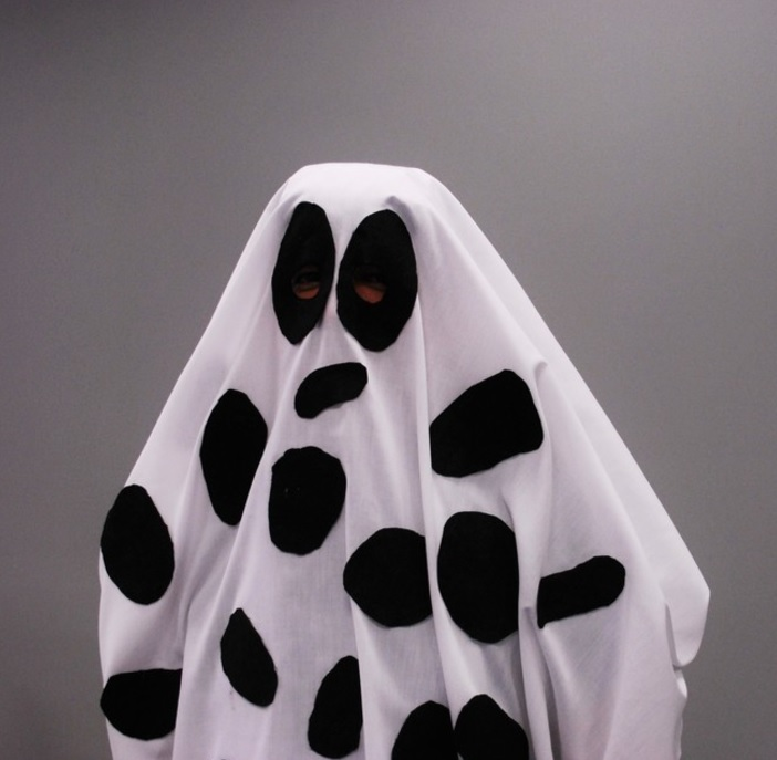 Charlie Brown ghost costume
