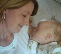 Charlie as a newborn | Sheknows.com