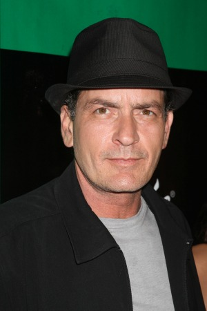 Charlie Sheen heads to Alaska in search of mythical creatures