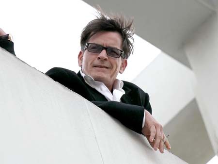 Charlie Sheen - WENN