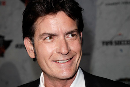 Charlie Sheen expected to present at the 2011 Emmy's