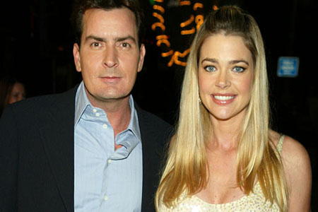 Denise Richards spoke about Charlie Sheen on the Today Show