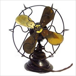 Industrial table fan