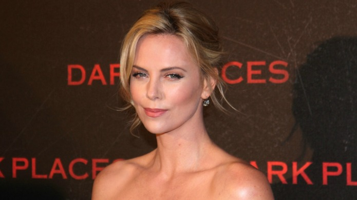 Charlize Theron opens up about her