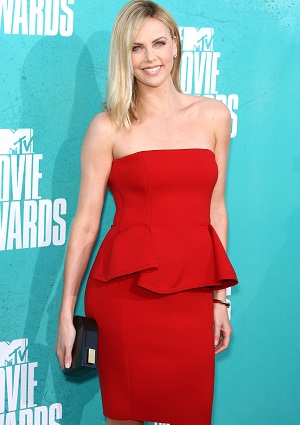 Charlize Theron pens Hatfield and McCoys drama
