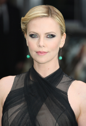 charlize theron talks marriage