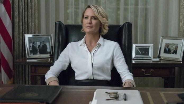 Robin Wright stars in season six