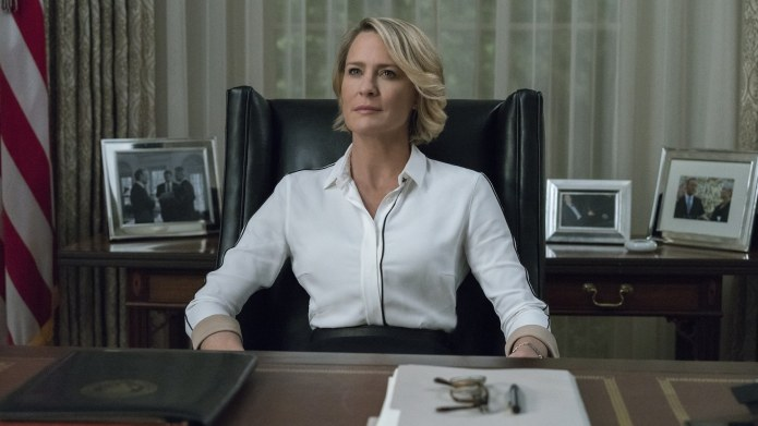 Robin Wright stars in season six