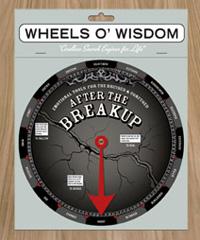 Breakup Wheel O' Wisdom