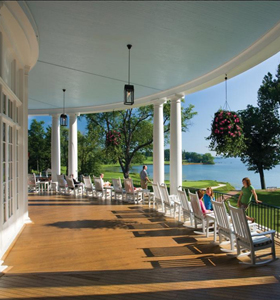 Otesaga Resort Hotel, Cooperstown