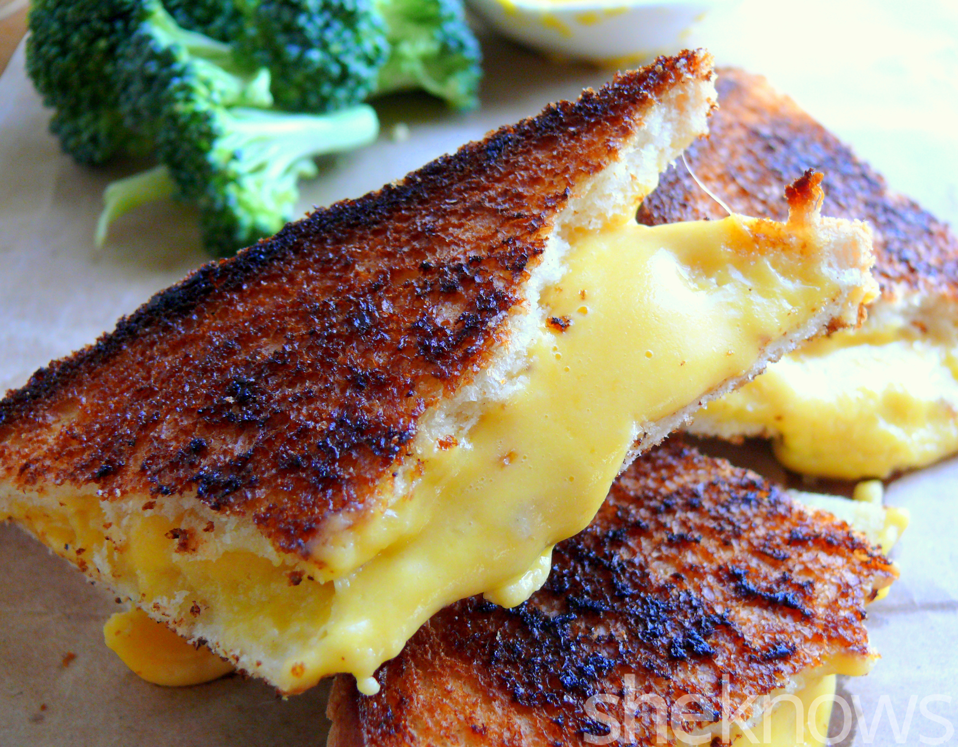 homemade american cheese