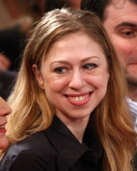 Chelsea Clinton is engaged!