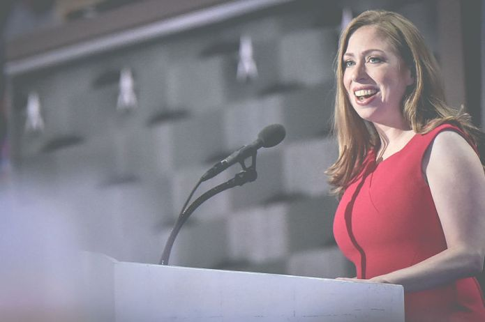 Oh great, Chelsea Clinton's getting mom-shamed