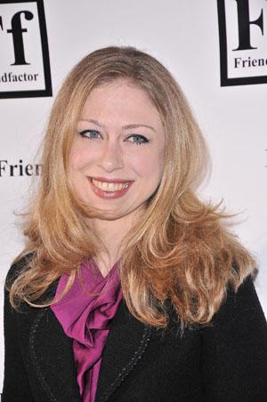 Chelsea Clinton not pursuing politics