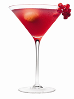 Three-O Cherry Cosmo