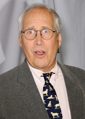 Chevy Chase racial outburst