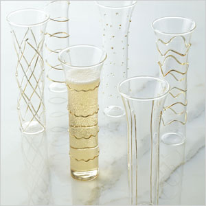 Chic flutes | Sheknows.com